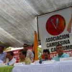 Obstruyen reserva campesina del Catatumbo