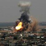 ¡Detener ya la matanza de palestinos!