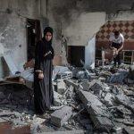 Recrudece genocidio sionista en Franja de Gaza