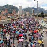 Hoy 18 de septiembre marchan trabajadores estatales en Bogotá