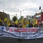 Sr. Alcalde Petro: escuche y resuelva las peticiones de sus trabajadores