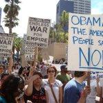 El pueblo de EEUU se opone al bombardeo de Siria