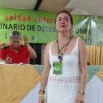 Primera presidenta de la UNEB