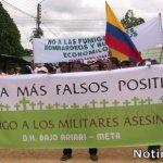 Más falsos positivos: Acusación contra ocho militares