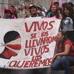 """""""Un dolor que atraviesa toda la república mexicana"""". ¿Dónde están los 43?"""