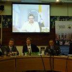 La paz de Colombia en el Parlamento Británico