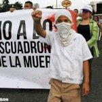 Escuadrón de la muerte asesina a cuatro estudiantes en Honduras