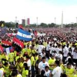 """Nicaragua (I): """"Hay un proyecto de nación, democrático, sandinista"""""""