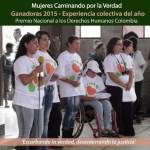Mujeres de Medellín ganan premio de derechos humanos