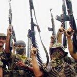 120 paramilitares se toman la cuenca del río Cacarica