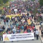 Sindicatos en oposición a Peñalosa