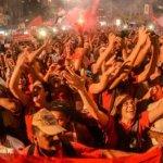 Brasil: Lula es ovacionado en manifestación por democracia
