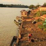 Emberas del Urabá antioqueño en peligro de extinción