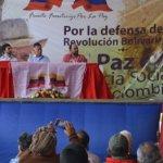 """""""La paz es mucho más que el silencio de los fusiles"""" Imelda Daza"""