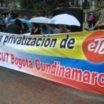 Cacerolazo contra venta de la ETB exige renuncia a Peñalosa