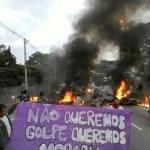 En Brasil ahora la victoria o la derrota se juega en la calle