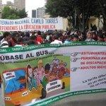 Peñalosa pide derogar subsidio de transporte para estudiantes
