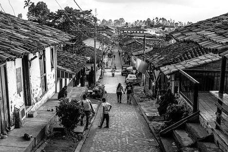 Salento (Quindío). Foto: Giulian Frisoni via photopin (license)