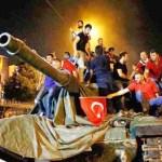 Venganza excesiva tras el golpe militar en Turquía