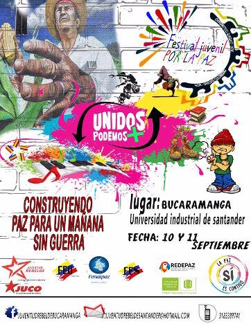 Festival Juvenil Por la Paz