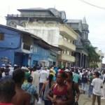 """Chocó: """"Es indignante que el Gobierno no tome en serio el paro"""""""