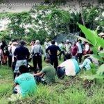 Movilizaciones y crisis humanitaria en el Putumayo