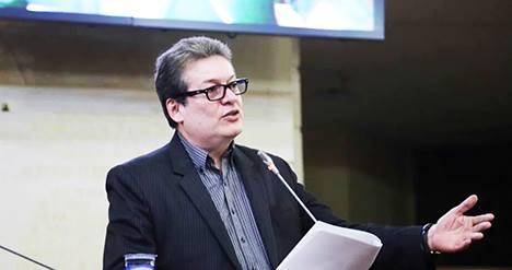 Alirio Uribe Muñoz