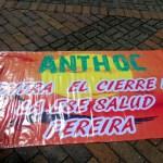 Pereira, Risaralda. Posible paro de la salud