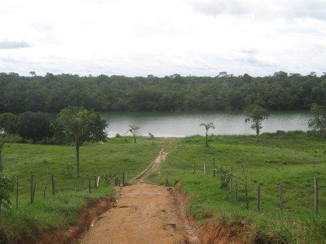 Lagos del Dorado, en Miraflores (Guaviare)