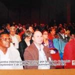 Espaldarazo internacional de maestros al proceso de paz de Colombia