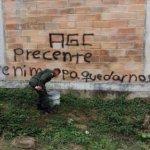 Paramilitares asentados en Urabá, Ejército de brazos cruzados
