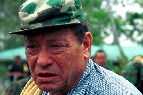 Manuel Marulanda Vélez, legendario líder de las FARC