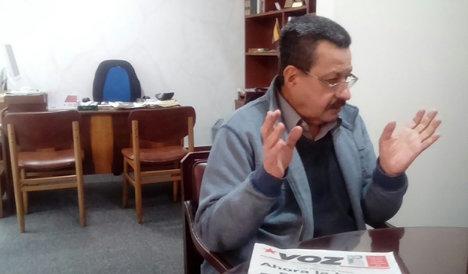 Foto: Agencia de Reporteros Sin Fronteras