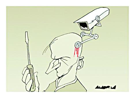 Control ciudadano, por Amorín.