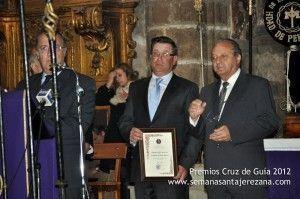 Premio Cruz de Guía 2012 Cofradía Jesus Nazareno