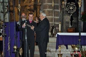 Premio Cruz de Guía 2012 Hermandad Esperanza Macarena