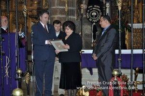 Premio Cruz de Guía 2012 Cofradía de Santo Domingo de Guzmán