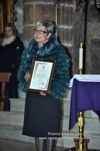 Premio Cruz de Guía 2012 Cofradía de la Oración en el Huerto