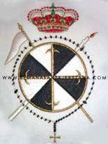 Santo Domingo de Guzmán escudo