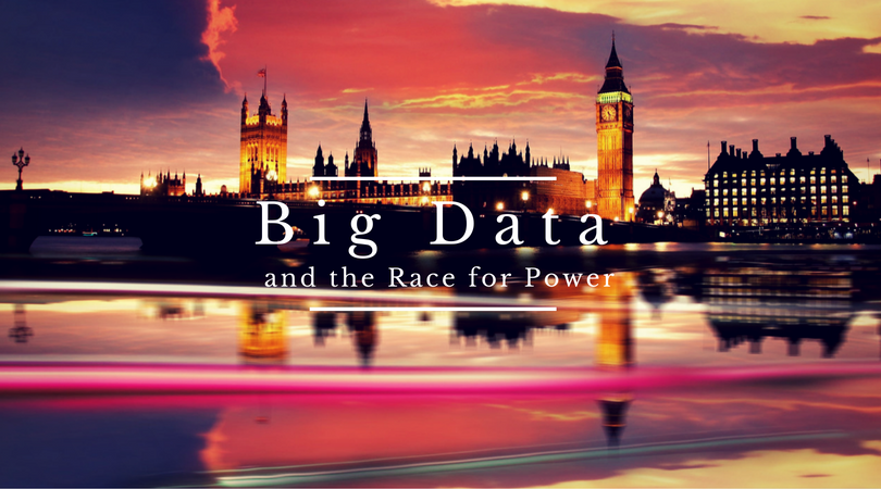 Big Data Race for Power