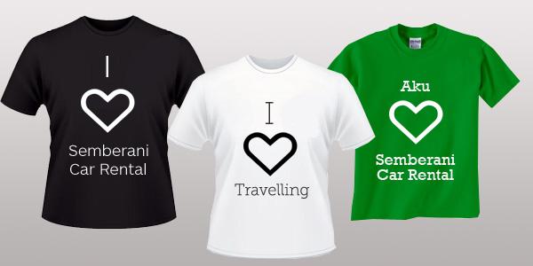 Yuk Mengenal Bahan Kaos yang Nyaman di Badan untuk Travelling