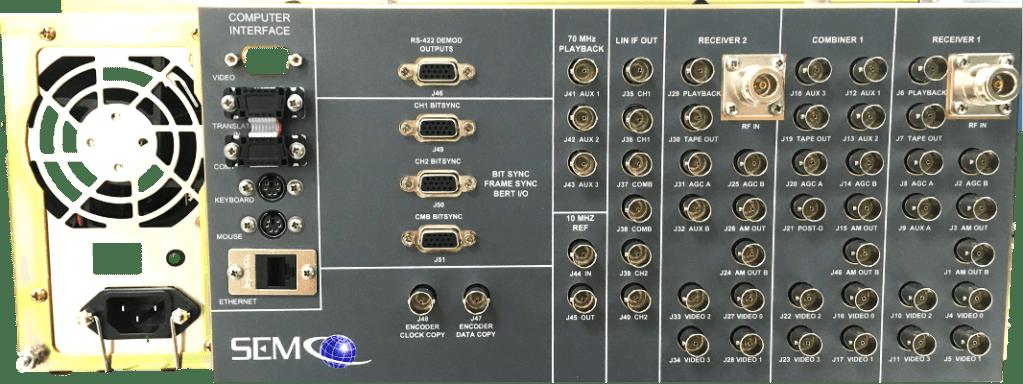 R400 Rear Panel