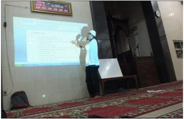 SeMedan.com Berbagi Ilmu dengan HIMMIA, Himpunan Muda-Mudi Islam Akbar
