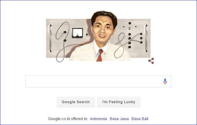 Google Doodle Merayakan Hari Lahir Samaun Samadikun ke-85, Bapak Mikroelektronika Indonesia