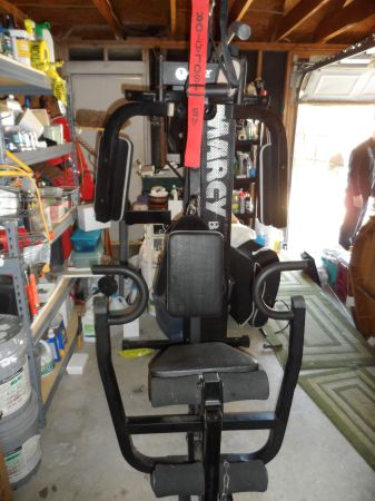 Impex Weight Bench Espotted