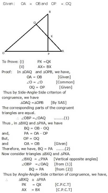 2 8b Angles Of Triangles Worksheet Answers and Rs Aggarwal Class 9 solutions Congruence Of Triangles and