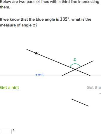 3.3 Proving Lines Parallel Worksheet Answers Also Parallel Lines & Corresponding Angles Proof Video