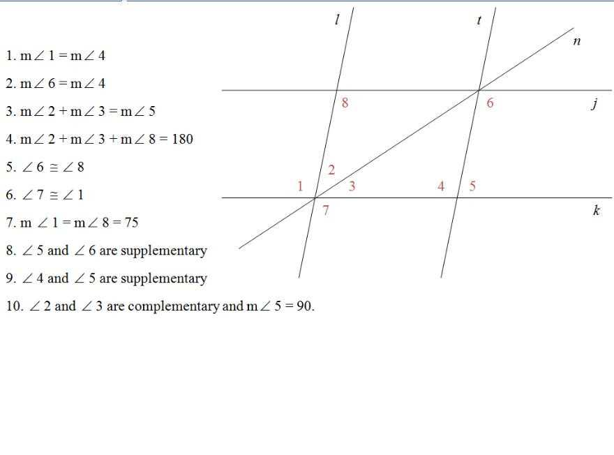 3.3 Proving Lines Parallel Worksheet Answers or 3 2 Angles and Parallel Lines Worksheet Answers Fresh Worksheet