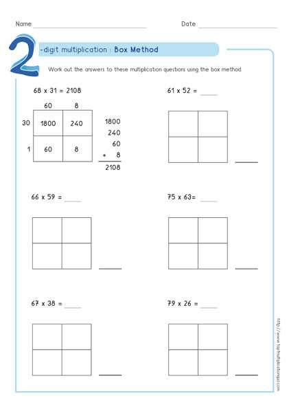 4 Digit by 1 Digit Multiplication Worksheets Pdf Also 2 Digit by 1 Digit Multiplication Worksheets Pdf Inspirational the