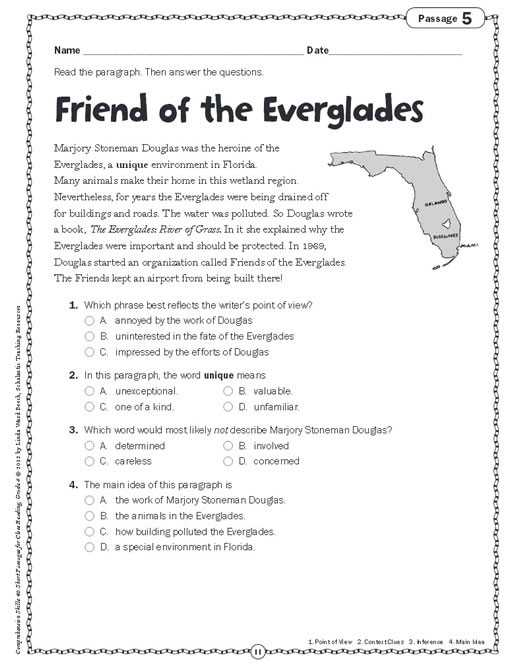 8th Grade Reading Comprehension Worksheets or Reading Prehension Worksheets for Grade 3 Pdf Best Prehension
